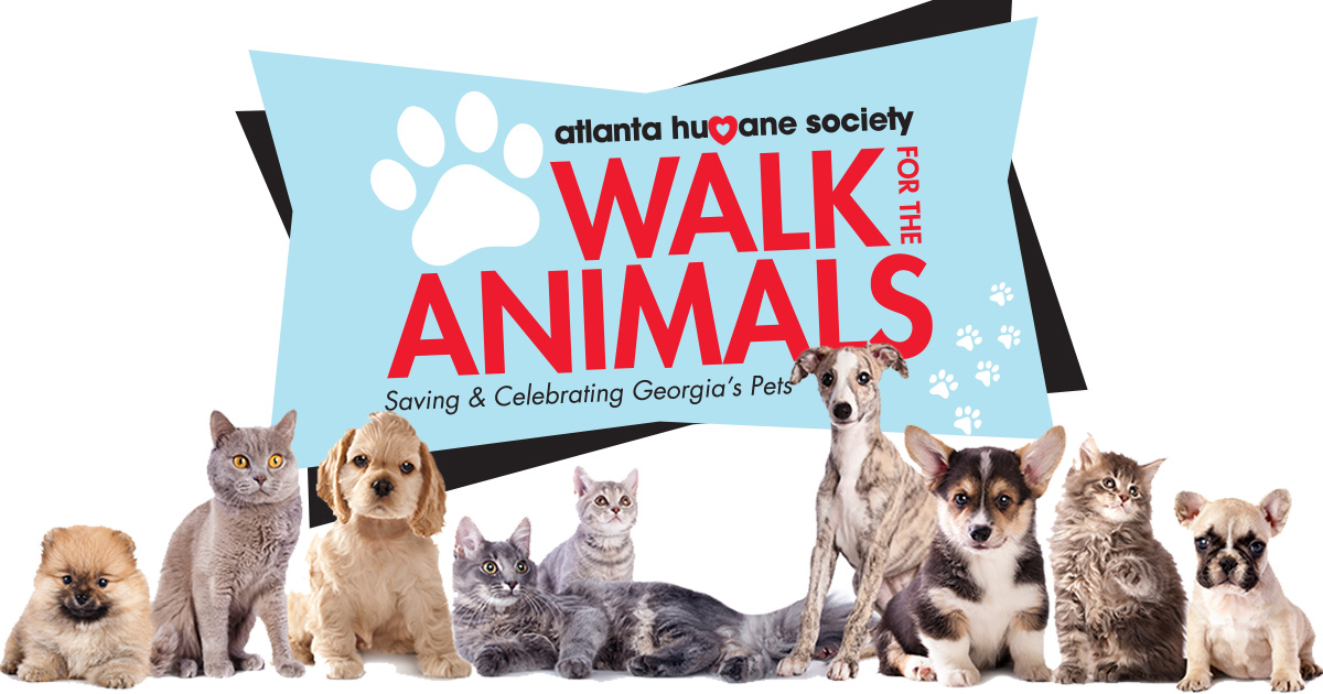 AHS Walk for the Animals
